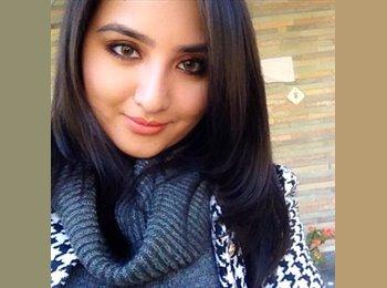 EasyRoommate US - Anisha - 24 - Boston