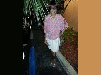 EasyRoommate US - Patricia - 48 - Ft Lauderdale Area
