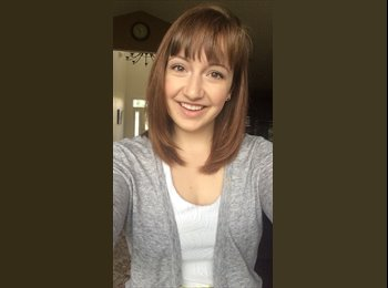 EasyRoommate US - Madeline - 19 - Central Jersey