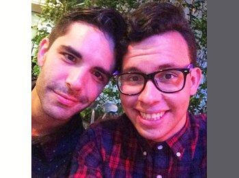 EasyRoommate US - Alex and Frank - 25 - Burlington