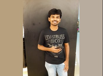 EasyRoommate US - Srikanth  - 27 - Other-West Virginia