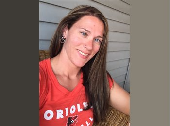 EasyRoommate US - Tracie - 34 - Baltimore