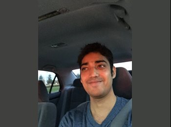 EasyRoommate US - Sourav - 30 - Central Jersey