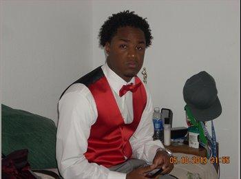 Tyler Harris - 21 - Student