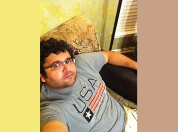 EasyRoommate US - Babar  - 33 - Dallas