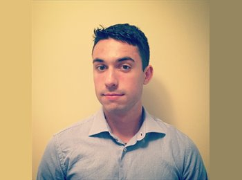 EasyRoommate US - Collin Smith - 24 - Central Jersey