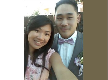 EasyRoommate US - Audrey and Lawrence - 24 - San Jose Area