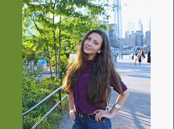 EasyRoommate US - Kate  - 21 - New York City