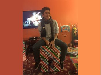Carlos Medina - 19 - Student