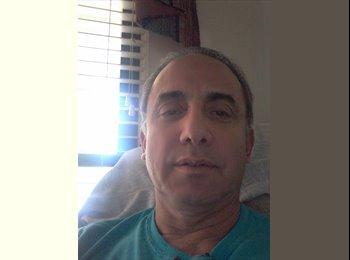 EasyRoommate US - Ramón Zapata  - 56 - Ft Lauderdale Area