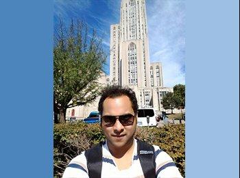 EasyRoommate US - Paranjay Sharma - 25 - Pittsburgh