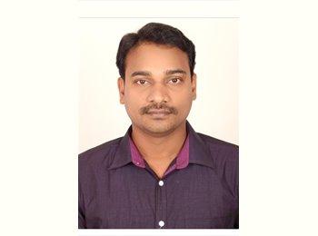 EasyRoommate US - Sridhar Venugopal - 35 - Boston
