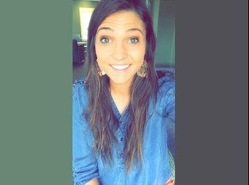 EasyRoommate US - Kayla Kendall  - 20 - Oklahoma City