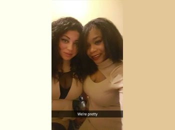 EasyRoommate US - Nayome & Veronica - 23 - Chicago