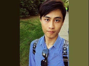 EasyRoommate US - Xiaodong Chen - 28 - Pittsburgh