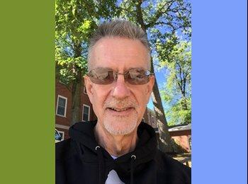 EasyRoommate US - Gerald Hollingsworth  - 60 - Philadelphia