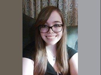EasyRoommate US - Melissa - 19 - Pittsburgh