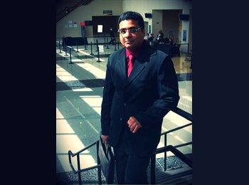 EasyRoommate US - Gaurav Kapoor - 34 - Greensboro