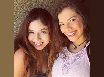 EasyRoommate US - Cassie and gabby  - 19 - San Diego