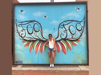 EasyRoommate US - Isabel Estrada - 20 - Greensboro