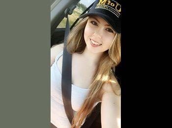 EasyRoommate US - Tiffany - 20 - Ann Arbor