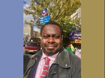EasyRoommate US - William - 43 - Harlem