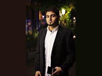 EasyRoommate US - Fawad Malik - 26 - Ann Arbor