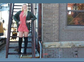 EasyRoommate US - Susan Agesen - 23 - Tulsa