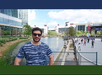 EasyRoommate US - Saeed namjoo - 28 - Houston