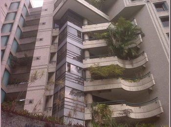 CompartoApto VE - Exclusiva Habitacion para Caballero Profesional - Libertador, Caracas - BsF 50.000 por mes