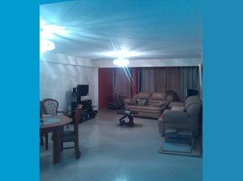 CompartoApto VE - HABITACION EN ALQUILER - CERCA UNIVERSIDADES: SANTA MARIA Y METROPOLITANA - Sucre, Caracas - BsF 18.000 por mes