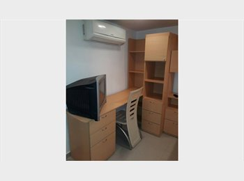 CompartoApto VE - Habitación para Caballero en Urb. Los Samanes sector Guaicay - Baruta, Valle de Caracas - BsF 13.000 por mes