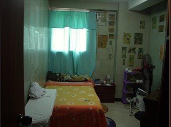 CompartoApto VE - Alquilo  2 Habitaciónes - Libertador, Caracas - BsF 10.000 por mes