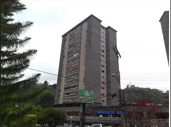 CompartoApto VE - Alquilo Habitacion SAN ANTONIO DE LOS ALTOS, Caracas - BsF 30.000 por mes