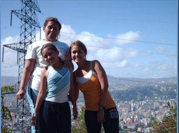 CompartoApto VE - Ana Elena - 30 - Laderas de la Cordillera
