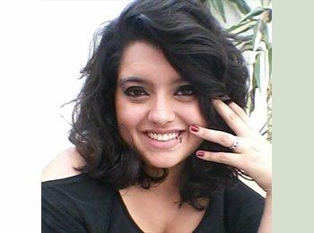 andreina  - 23 - Estudiante
