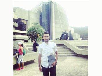 Luis David - 22 - Estudiante