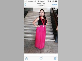 Joselyn - 20 - Estudiante