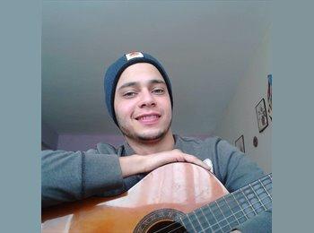 Pablo Josue - 20 - Estudiante