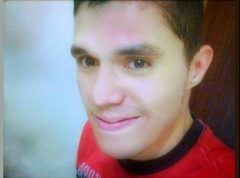 Omar Daniel - 30 - Estudiante