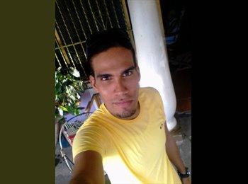 CompartoApto VE - Carlos Henriquez - 24 - Caracas