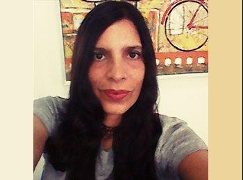 CompartoApto VE - jenny  - 46 - Venezuela