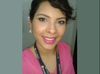 CompartoApto VE - Arianna Paredes - 26 - Caracas