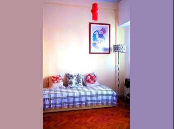CompartoDepto AR - Room with a lot of Light San Telmo, Defensa Street - San Telmo, Capital Federal - AR$3600