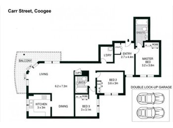 EasyRoommate AU - Coogee Beach - En-Suite Double Room Available - Coogee, Sydney - $1517