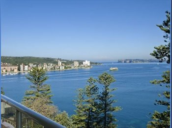 EasyRoommate AU - SPACIOUS ROOM ON THE BEACH-FRONT, MANLY - Manly, Sydney - $1603