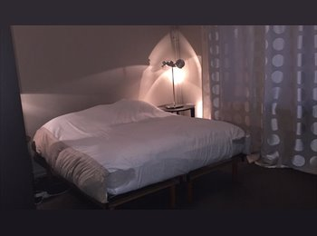 Appartager BE - chambre a louer à Uccle - Uccle-Ukkel, Bruxelles-Brussel - €460