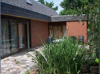 Appartager BE - chambres pour étudiants à Gembloux loyer 260 à 320 - Louvain-la-Neuve, Louvain-la-Neuve - €260