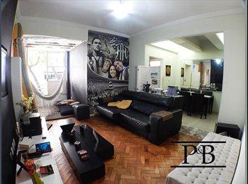EasyQuarto BR - Quarto ótima localização, Very nice location! - Copacabana, Rio de Janeiro (Capital) - R$1500