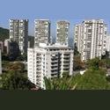 EasyQuarto BR Casa do Grego - São Conrado, Zona Sul, Rio de Janeiro (Capital) - R$ 1200 por Mês - Foto 1